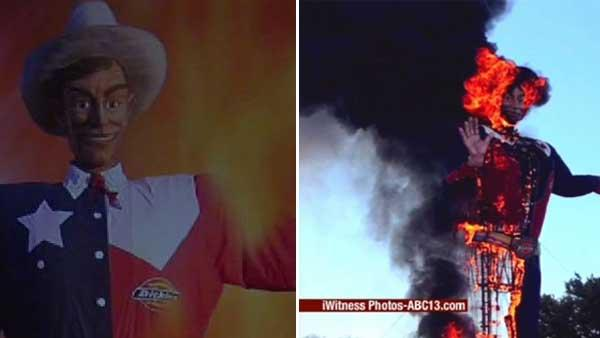 Big Tex may not be gone for good