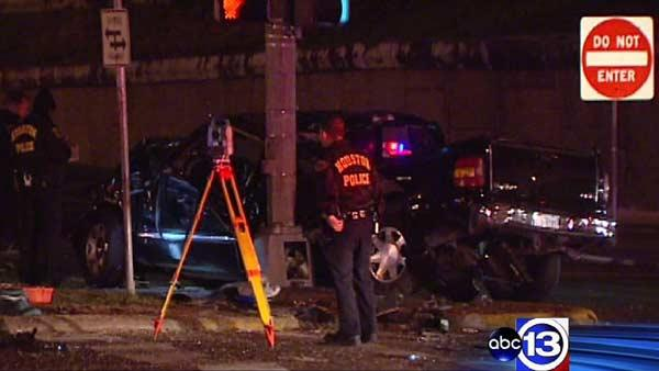 Teen killed, children injured by alleged hit-and-run street racer