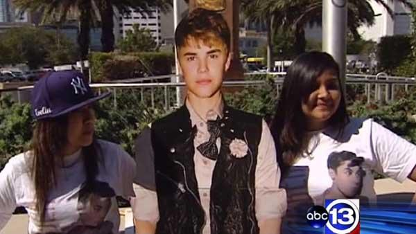 'Bieber fever' reaches boiling point