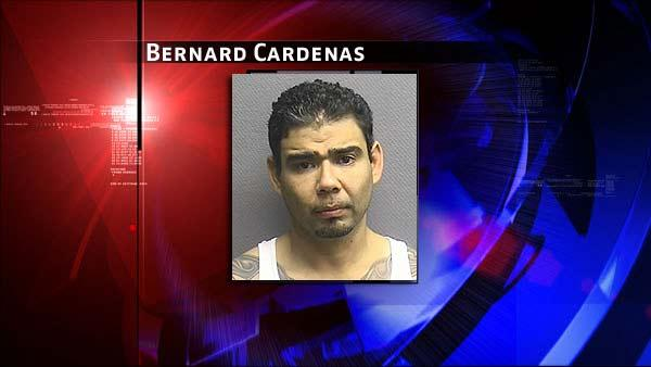 Serial burglary suspect arrested with child in car