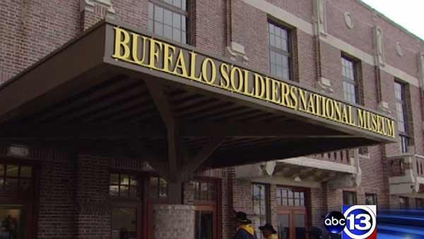 New Buffalo Soldiers museum opens in Houston