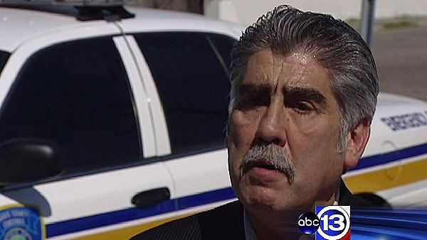 Will county attorney remove indicted Constable Trevino?