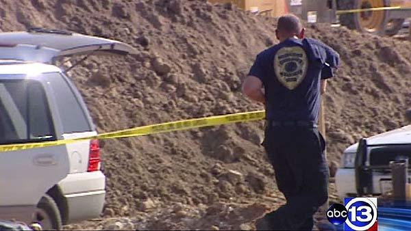 Skeletal remains found likely from old cemetery