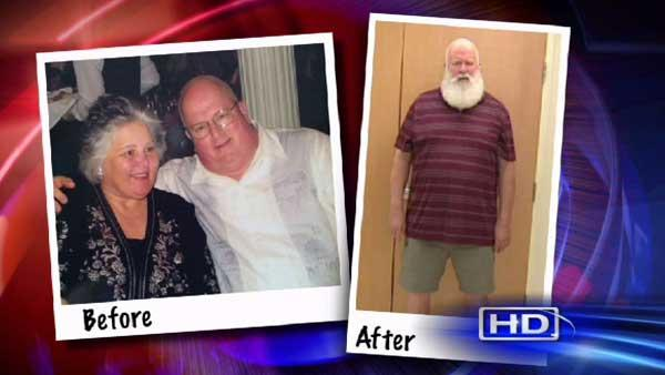 Doctor's patients lose total of 50,000 pounds
