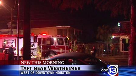 Experts are investigating to determine how the fire began in the abandoned apartment building
