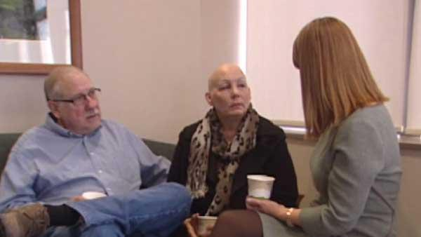 Cancer patient hoping to find bone marrow match