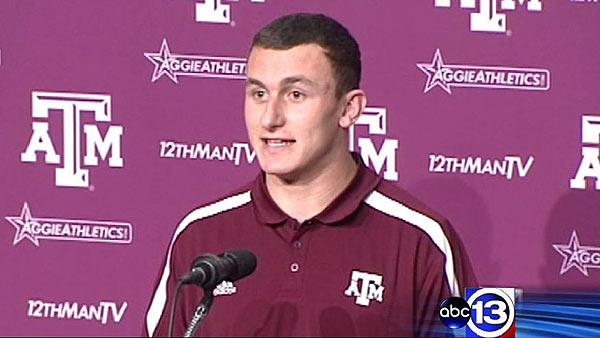 Will 'Johnny Football' break Heisman frosh curse?