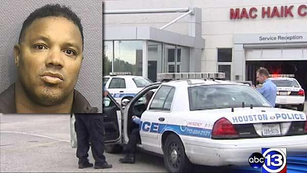 Suspect to face charges after dealership shooting