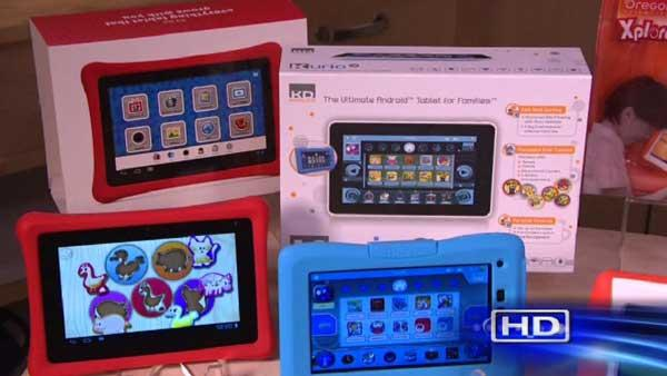 Best kid friendly tablets in the market