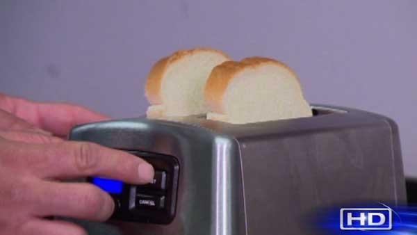 Consumer Reports finds best toasters