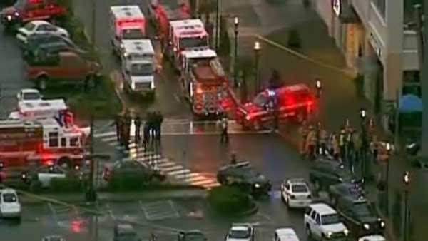 Gunman, 2 others killed in Portland mall shooting