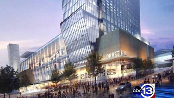 Houston's GRB to get new neighbor