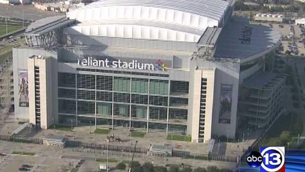 Reliant Stadium to get high-tech makeover