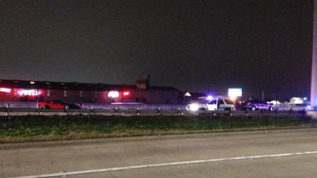 Authorities are on the scene of a serious accident on Highway 290 at Jones Road.
