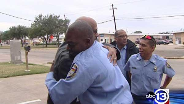 Man meets EMTs who saved his life