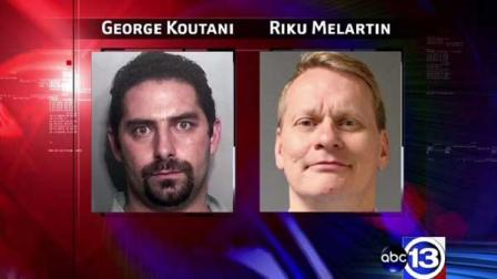 Riku Melartin and his assistant, George Koutani, are accused of fondling a 16-year-old girl who works for Mulartin at his dealership, John Keating Chevrolet.