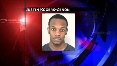Justin Rogers-Zenon, 19, was sentenced to six years deferred adjudication probation after the plea agreement on Monday.