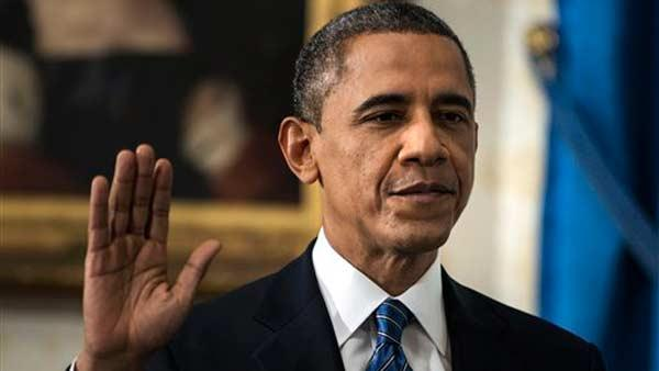 President Obama to be sworn again today