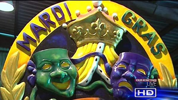 Preview of Mardi Gras Galveston