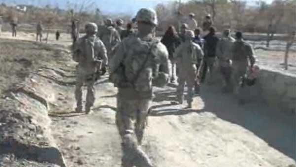 Troops' paychecks under attack