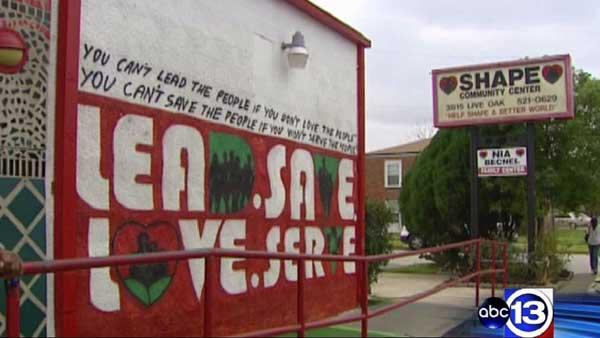 S.H.A.P.E. Community Center's future in jeopardy