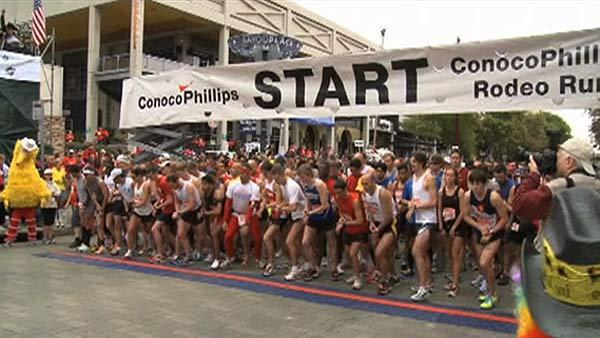 Time to register for the Rodeo Run!
