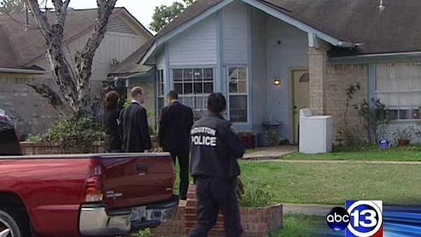 Detectives discover body of baby in house