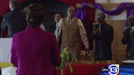 Some residents are complaining to police that worshippers at one church in the Heights are too loud.