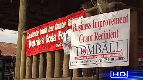 Tomball trying to attract new business to its downtown