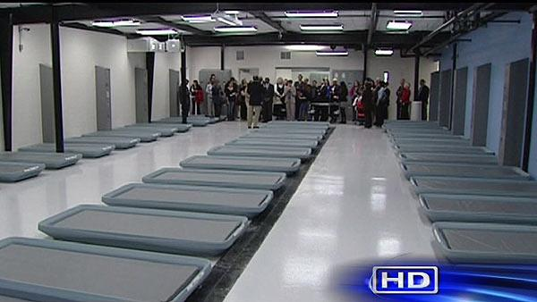 Sobering center opens in downtown Houston