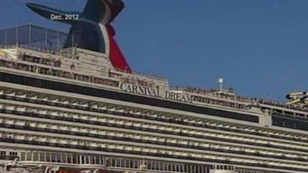 Carnival Dream Cruise Ship Reports Problems In St Maarten