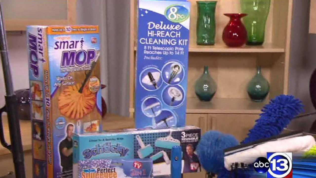 Cleaning out the infomercial clutter: A Consumer Reports look at which cleaning gadgets work, and which ones don't
