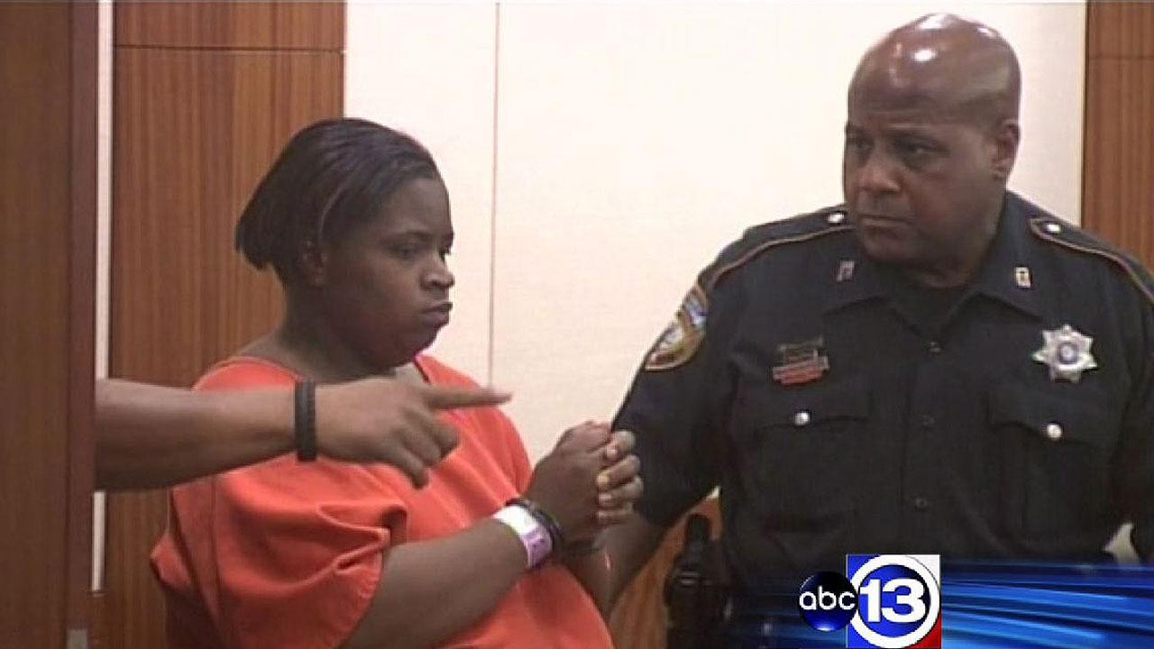 Alleged abusive mom appears in court