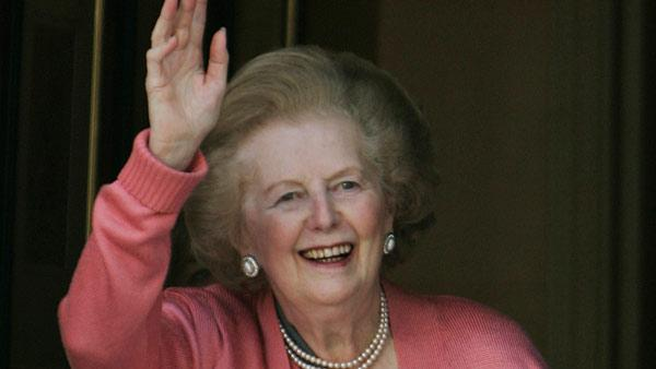A look at the life of Margaret Thatcher