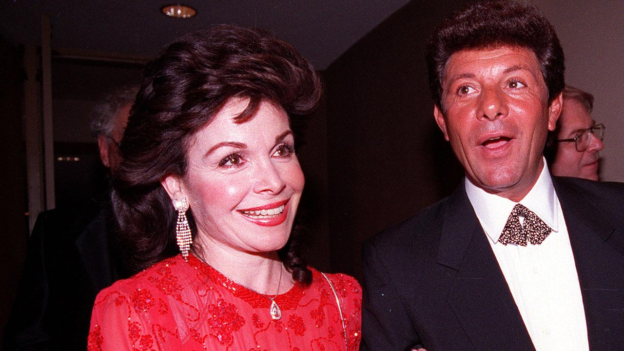 Annette Funicello dies