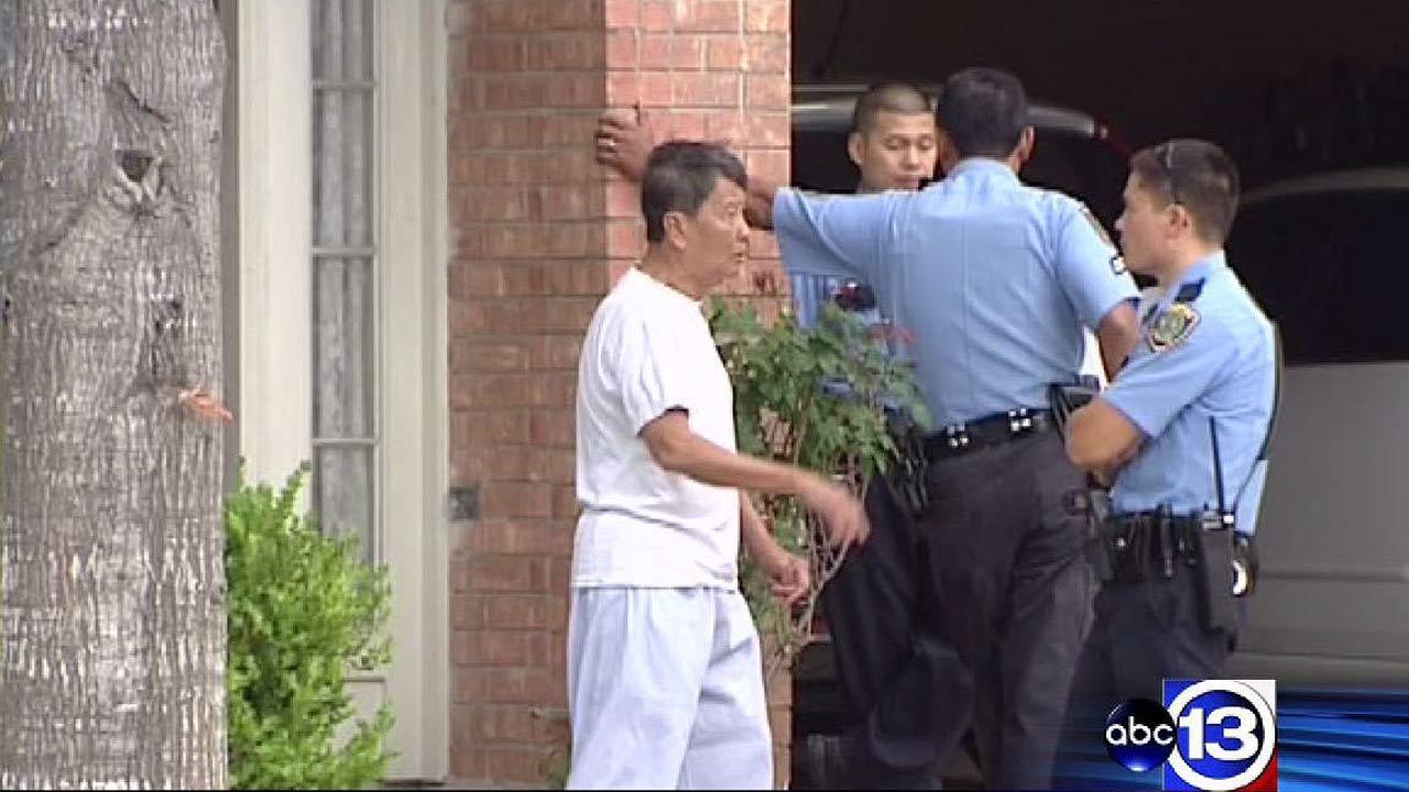 Police investigating home invasion in SW Houston
