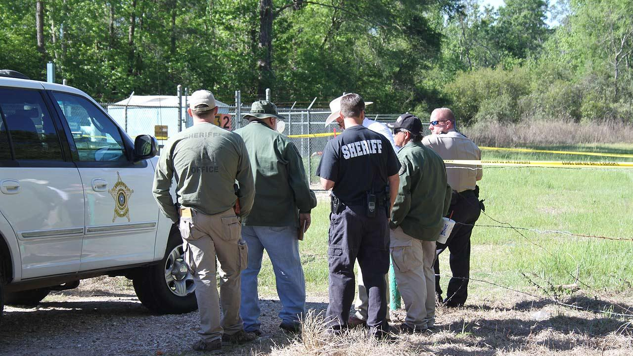 Sheriffs investigation in Liberty County