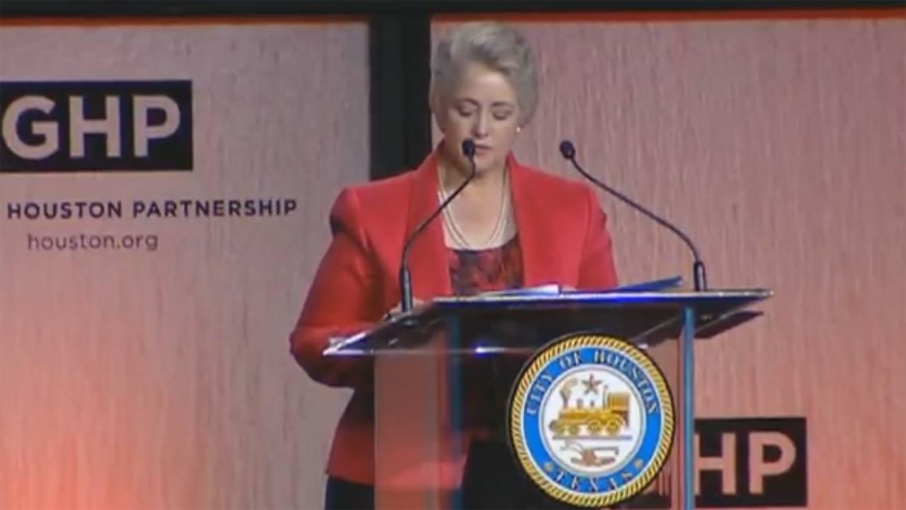 Houston Mayor Annise Parker