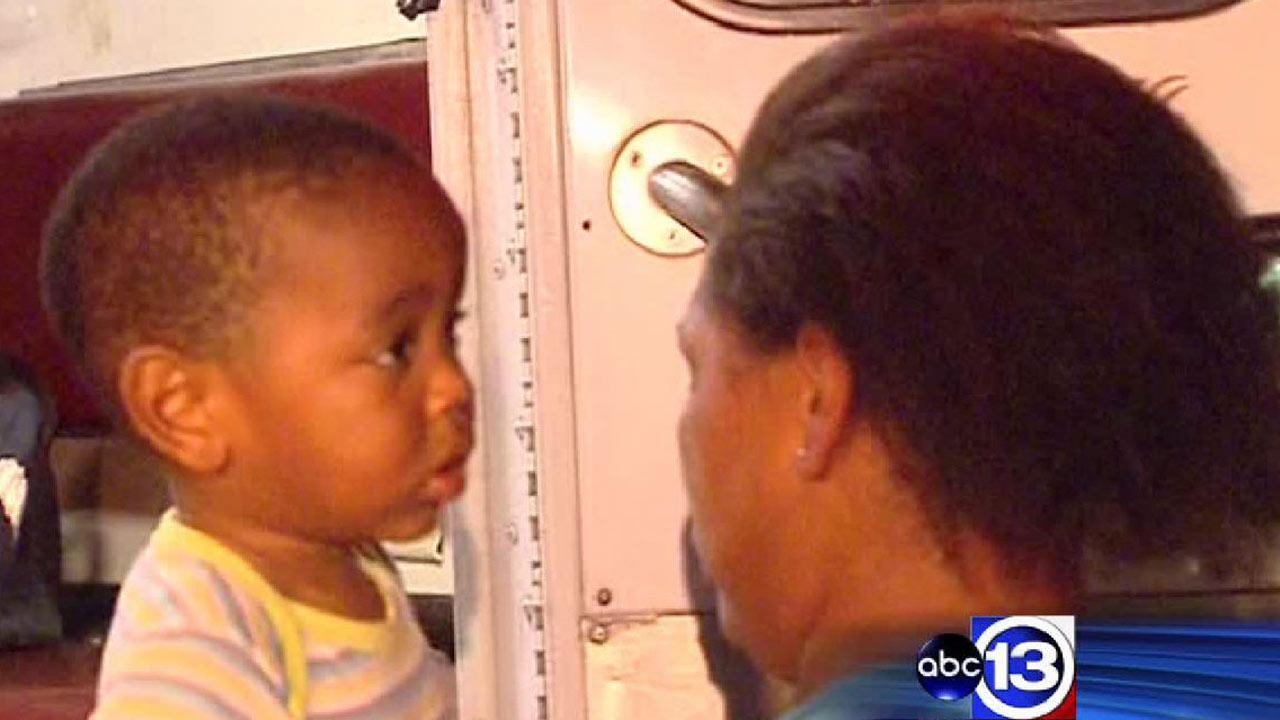 Authorities find 21-month-old boy taken during car theft