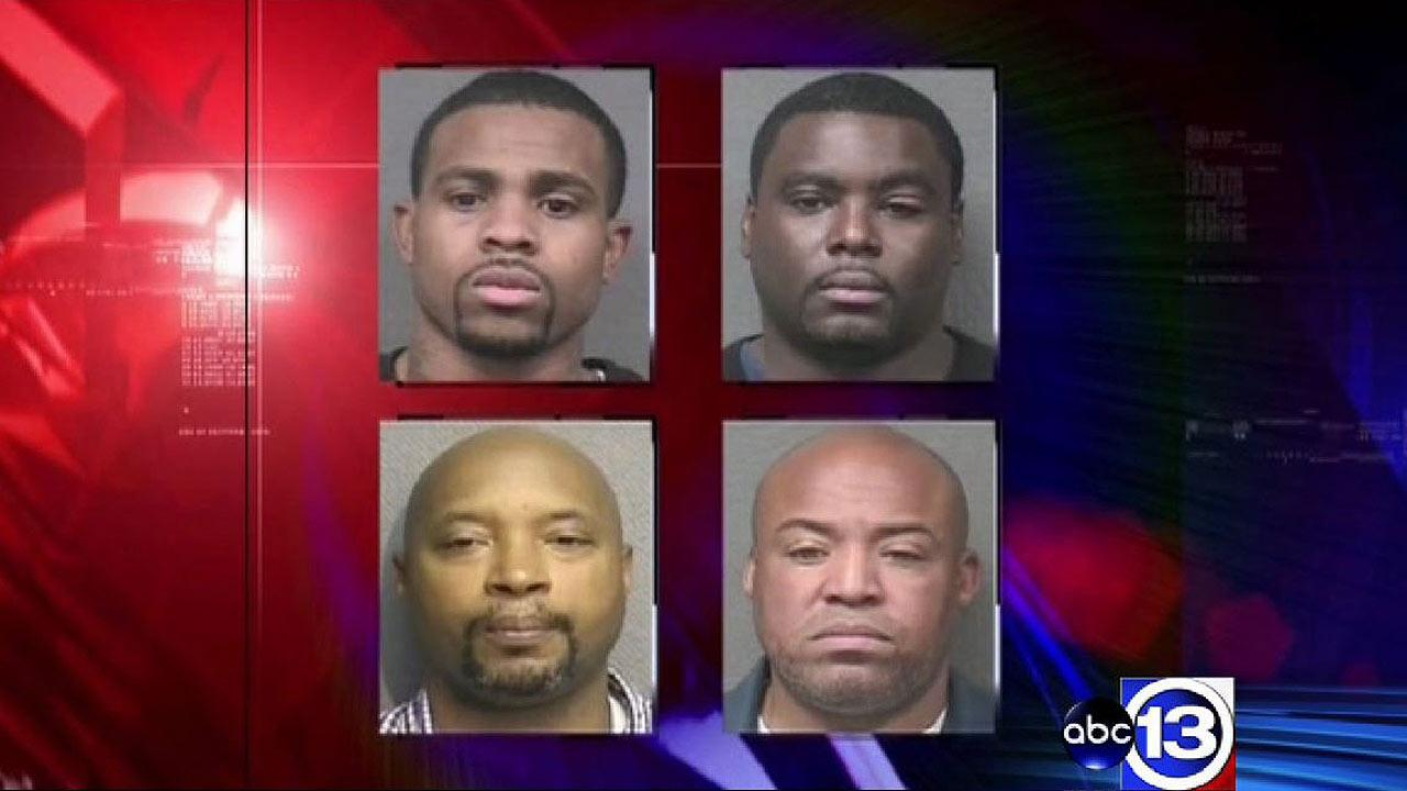 Men accused of torturing and shooting men in warehouse on Christmas Eve