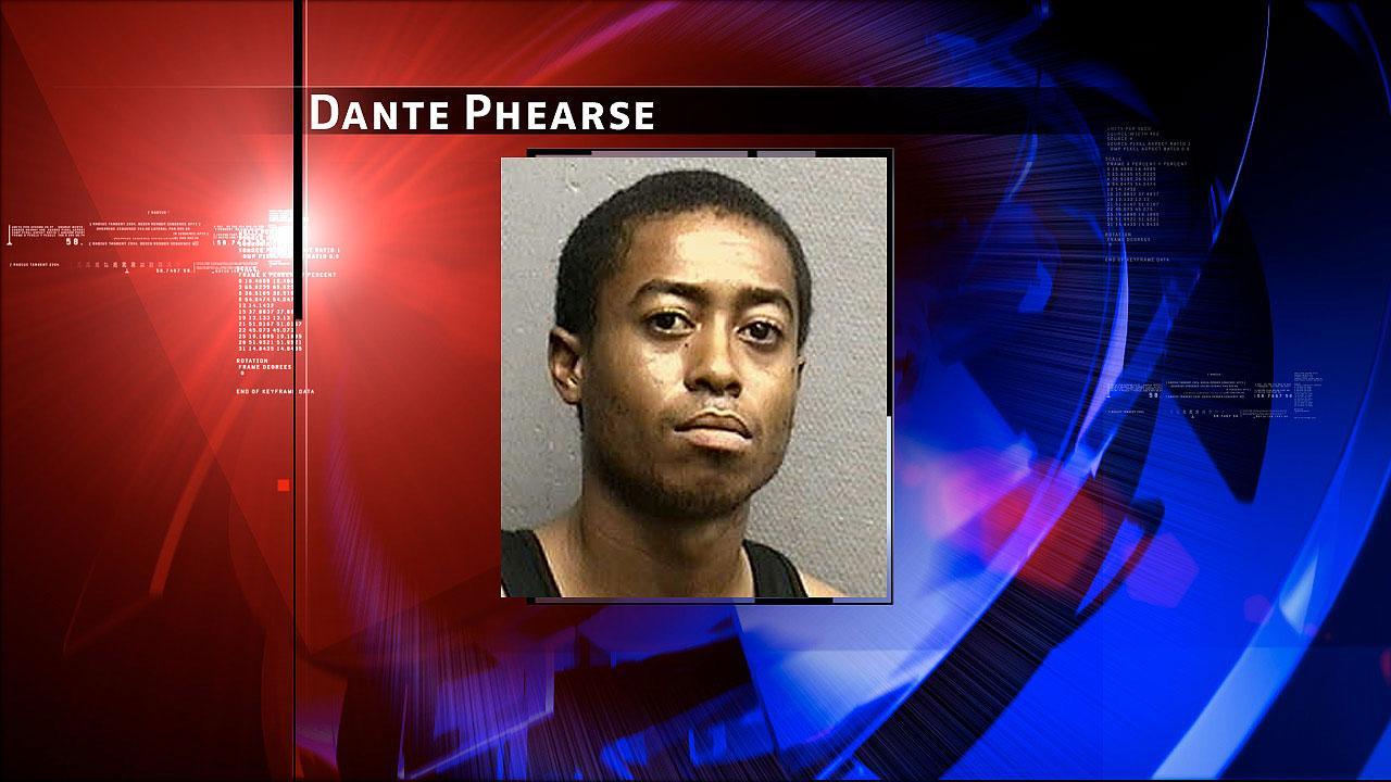 Dante Phearse