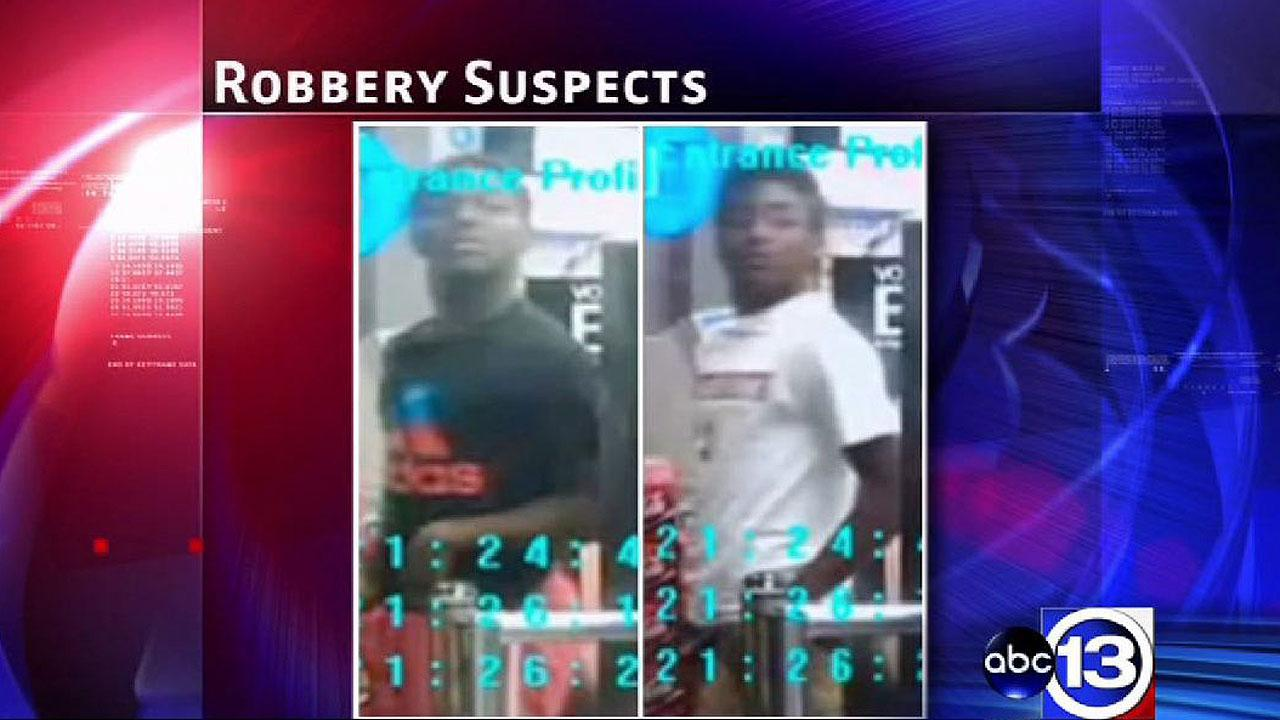 Two wanted in attack, robbery of woman at METRO bus stop in Fifth Ward