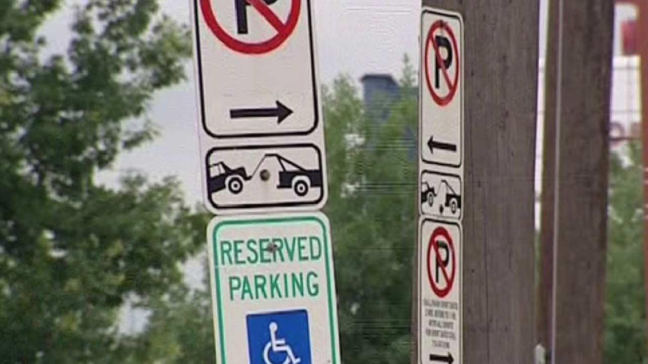 Downtown parking signs cause confusion