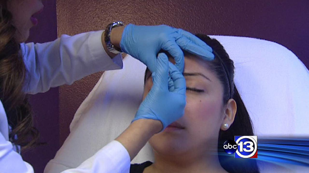 Botox now big with 20-somethings
