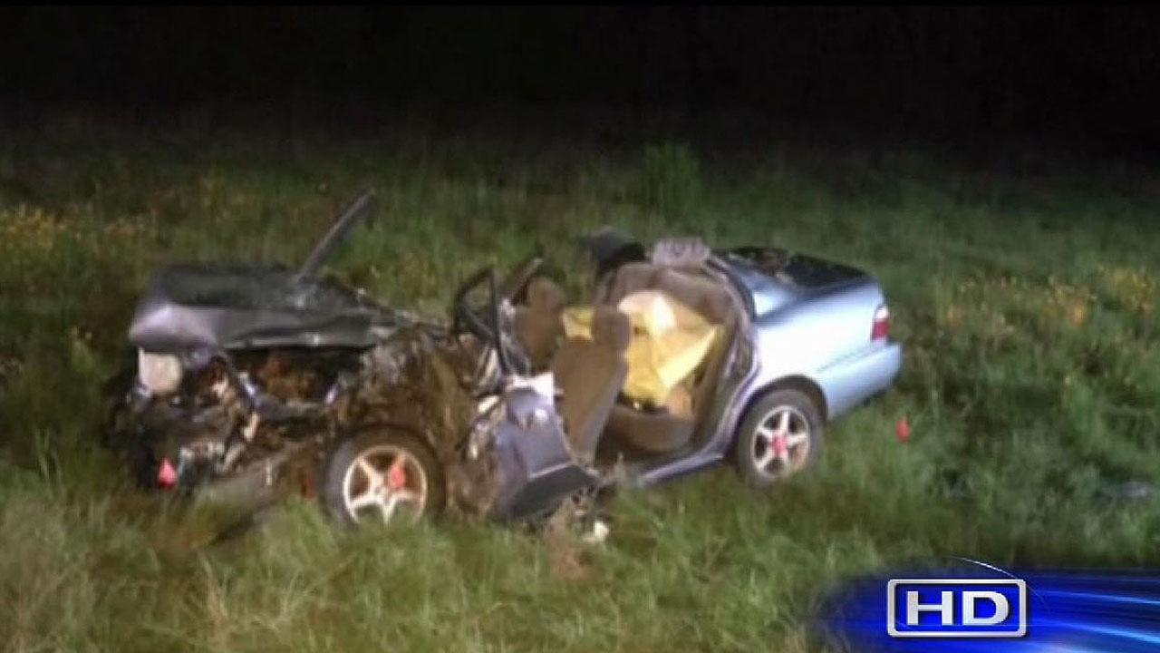 Grandmother killed, teen injured in head-on accident