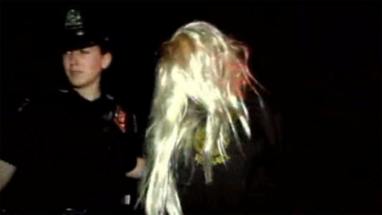 Actress Amanda Bynes arrested in NYC after allegedly throwing bong out window