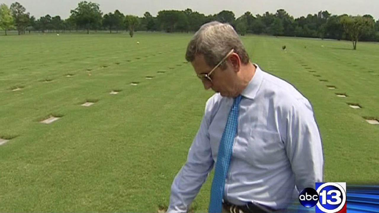 Memorial Day holds special significance for one prominent Texan