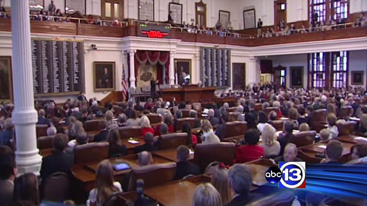Gov. Perry calls special session on redistricting