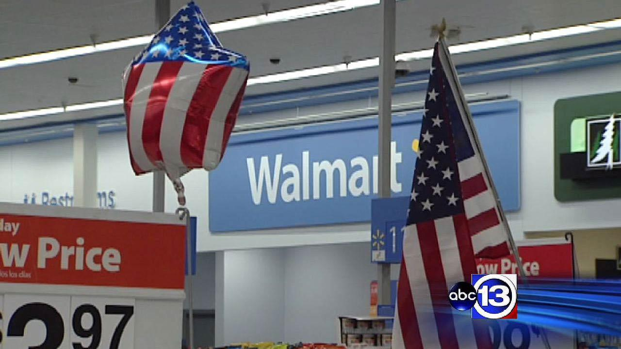 Walmart pledges jobs for US veterans