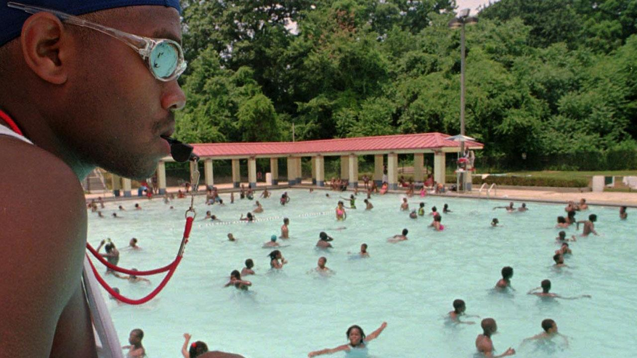 Houston city pools open for the summer